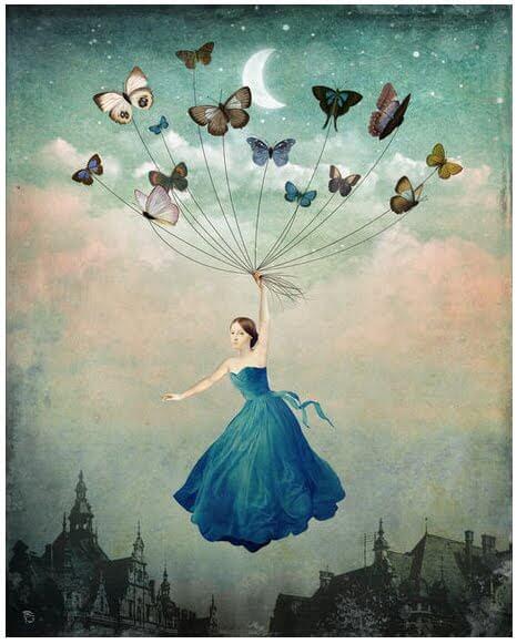 La imagen tiene un atributo ALT vacío; su nombre de archivo es volando-con-mariposas.jpg